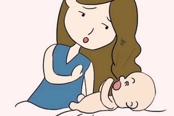 新生儿打嗝可以躺着吗 新生儿为何总打嗝
