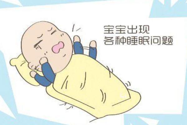 婴儿惊跳反应是什么样子的 婴儿惊跳反应频繁怎么办