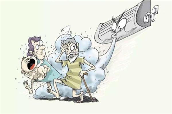 空调病怎么预防 空调病导致胸闷吗