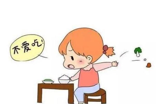孩子挑食要怎么纠正 孩子为什么会挑食