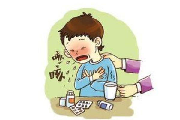 孩子咳嗽有黄痰属于什么类型咳嗽 孩子咳嗽有鸣音