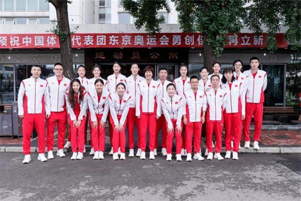 中国女排今日出征 中国女排东京奥运会赛程表