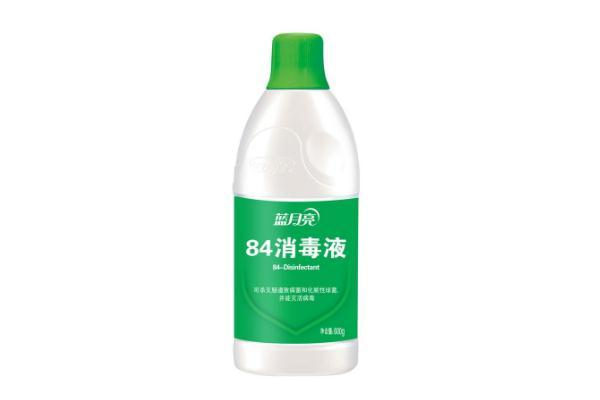 84消毒液是双氧水吗 84消毒液是干嘛用的