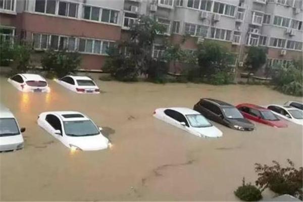 随州洪水过后遍地废车 洪水车子被淹了保险赔吗
