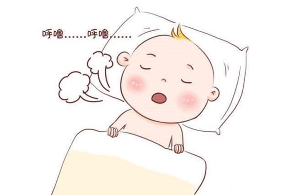 宝宝打呼噜是感冒了吗 宝宝打呼噜是怎么回事