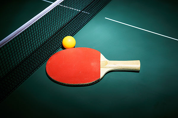 我国乒乓球都打到天上去了 乒乓球对身体健康的好处