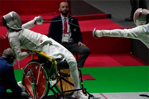 李豪夺中国代表团残奥会首金 东京残奥会赛程