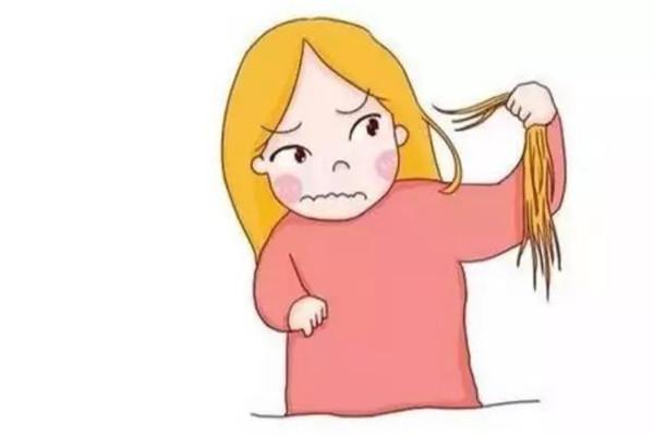 脱发是如何形成的 脱发要怎么治疗
