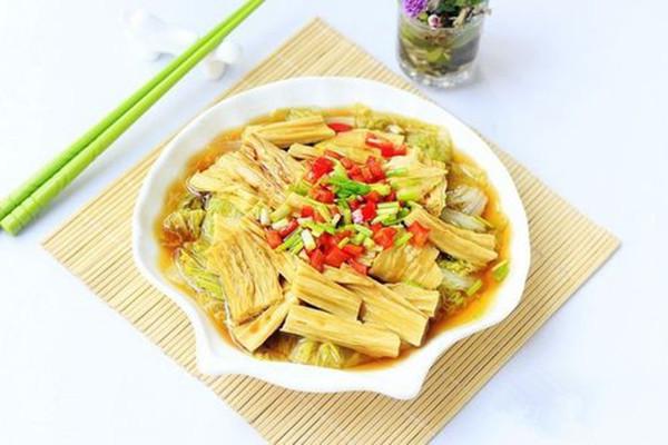 腐竹能放多久 腐竹过期了还能吃吗