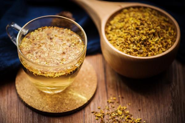 桂花茶的营养价值 新鲜桂花怎么泡茶