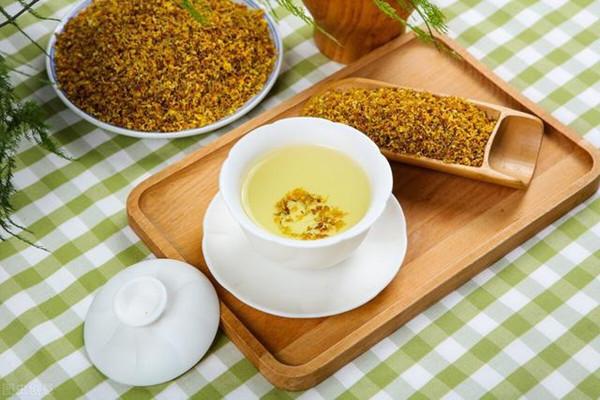桂花茶如何保存 桂花茶和什么搭配好