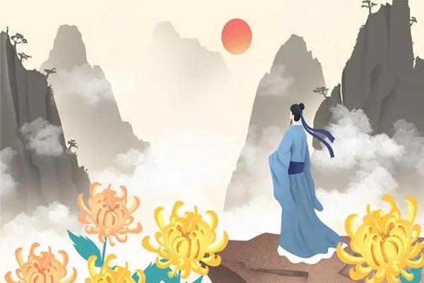 重阳节为什么要登高 重阳节为什么喝菊花酒
